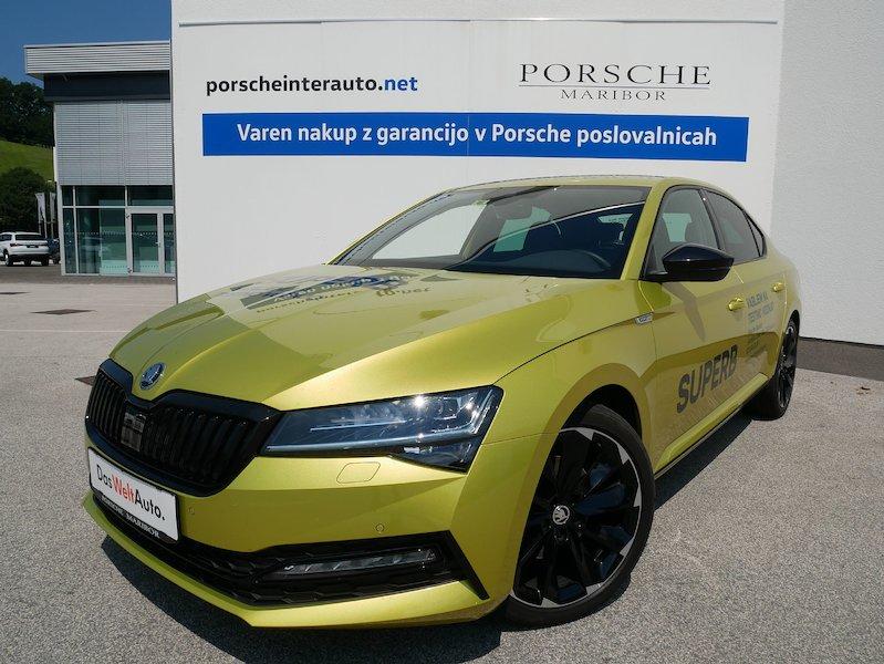 Škoda Superb 2.0 TDI Sportline DSG
