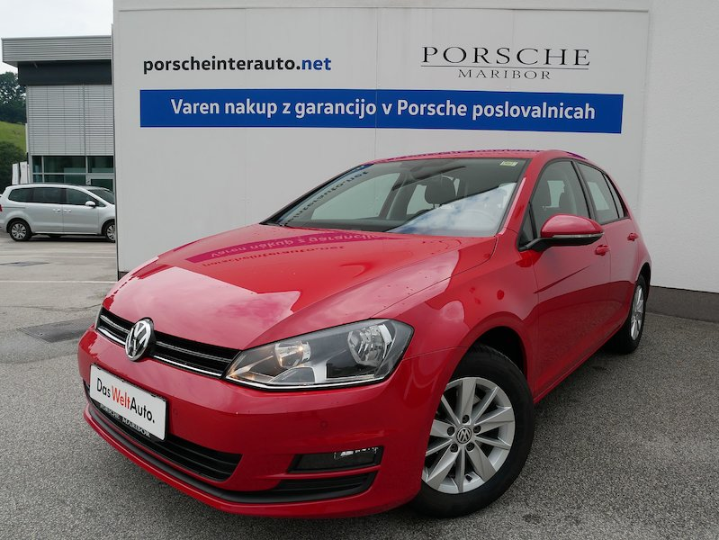 Volkswagen Golf 1.2 TSI BMT Comfortline
