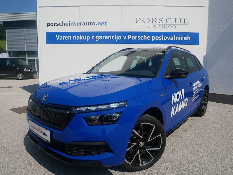 Škoda Kamiq 1.0 TSI Monte Carlo