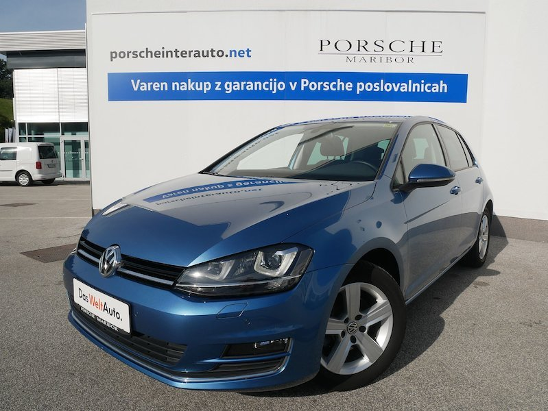 Volkswagen Golf 1.4 TSI BMT Highline