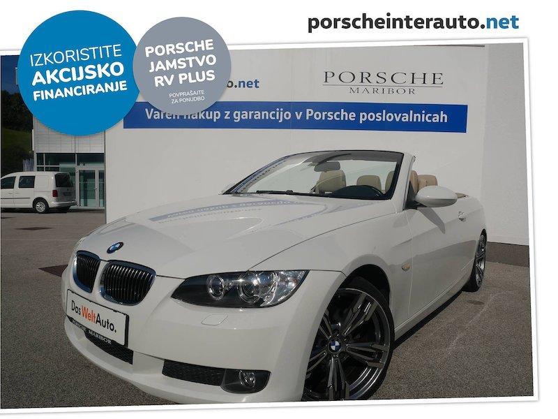 BMW serija 3 320d Cabrio - DAS WELTAUTO