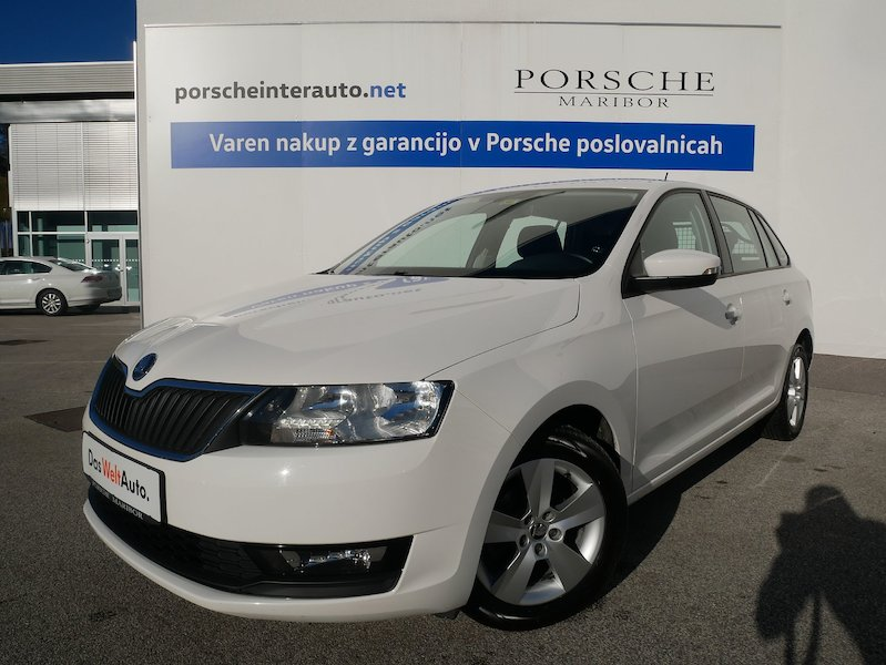 Škoda Rapid Spaceback 1.4 TDI Ambition - TOVORNO