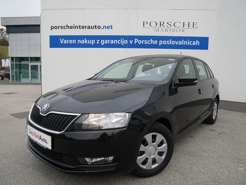 Škoda Rapid Spaceback 1.0 TSI Easy