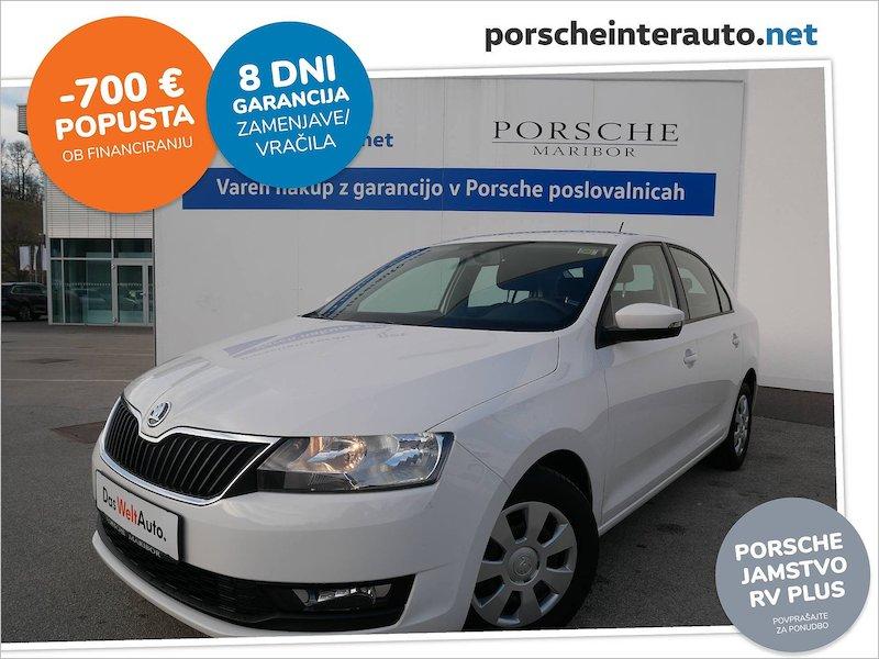 Škoda Rapid 1.0 TSI Easy