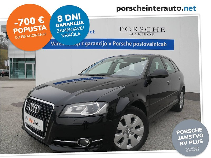 Audi A3 Sportback 1.6 TDI DPF Comfort Edition