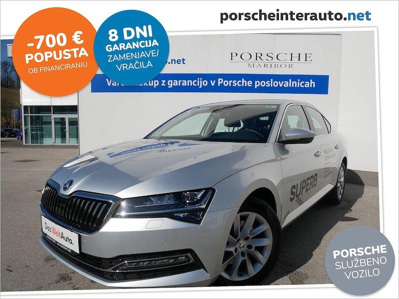 Škoda Superb 2.0 TDI Style