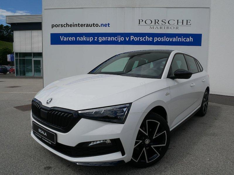 Škoda Scala 1.5 TSI ACT Monte Carlo