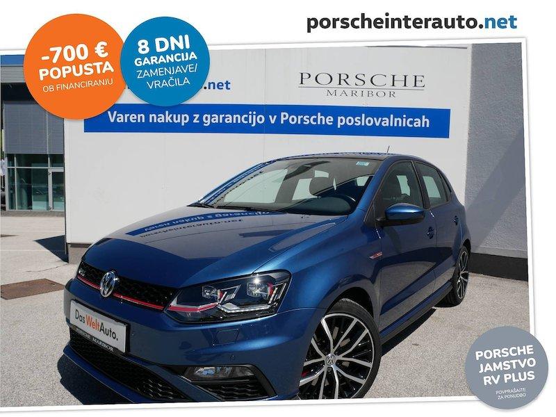 Volkswagen Polo 1.8 GTI BMT - SLOVENSKO VOZILO