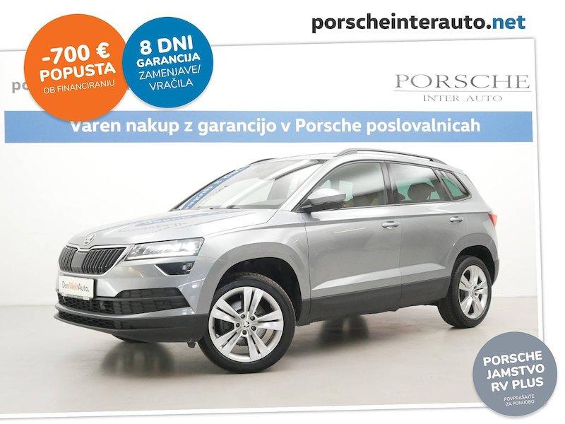 Škoda Karoq 1.6 TDI Style