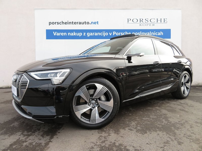 Audi e-tron 55 Advanced + 7.500 Eur Subvencije