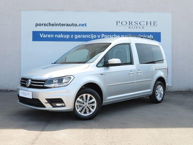 Volkswagen Caddy 2.0 TDI Familiy Comfortline