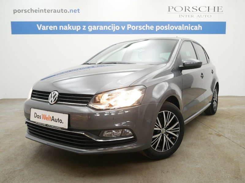 Volkswagen Polo 1.2 TSI BMT Comfortline