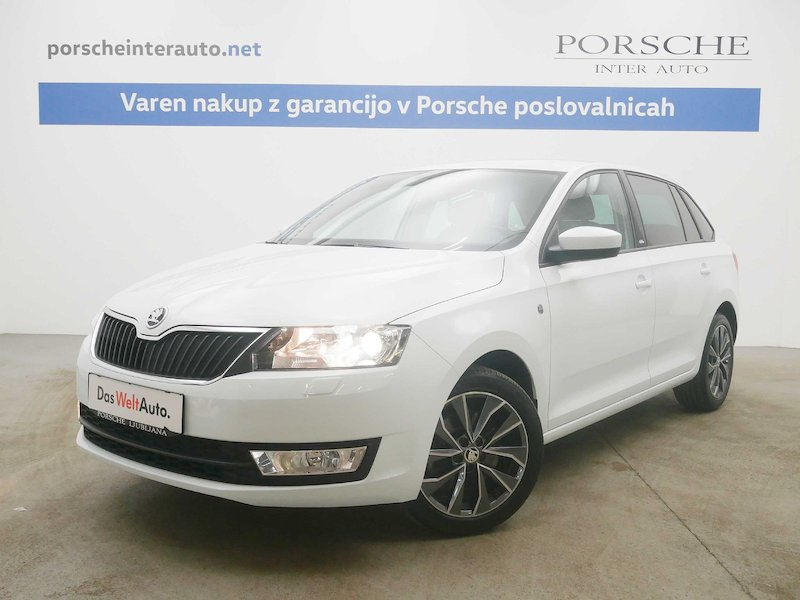 Škoda Rapid Spaceback Edition 1.6 TDI