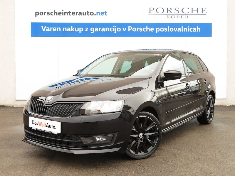 Škoda Rapid Spaceback 1.6 TDI Ambition MC