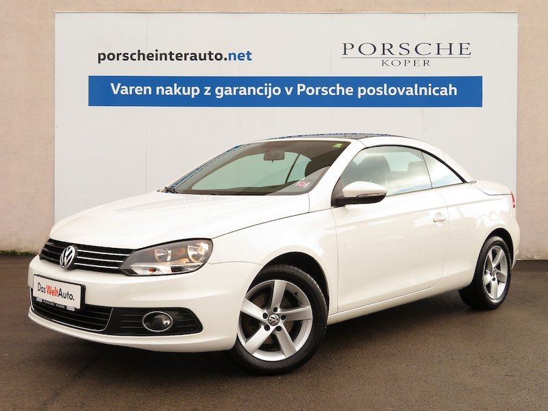 Volkswagen Eos Cabrio 1.4 TSI BlueMotion Technology