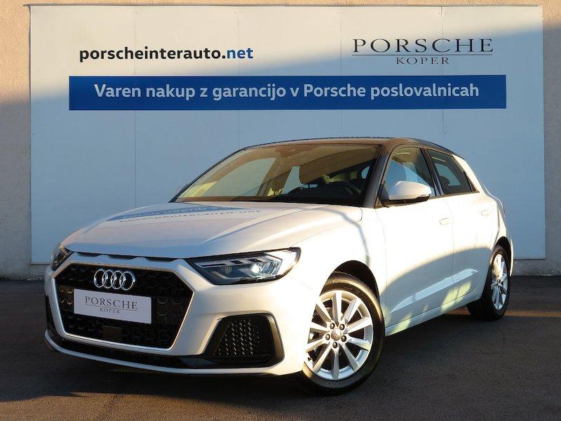Audi A1 Sportback 25 TFSI Advanced - SLO