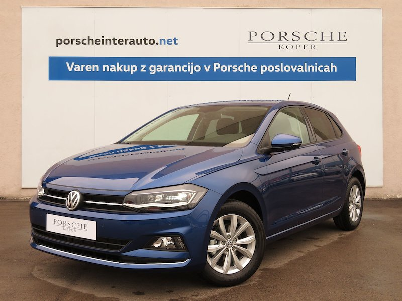 Volkswagen Polo Style 1.0 TSI AppConnect
