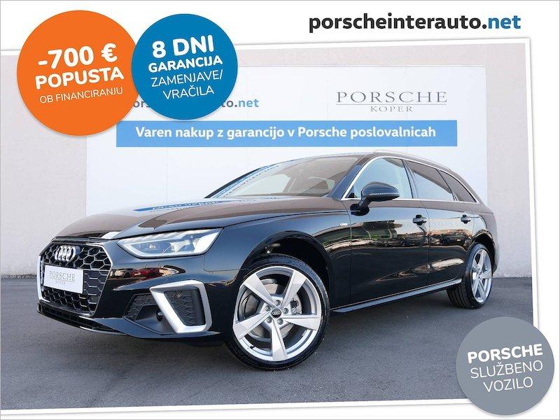 Audi A4 Avant 35 TDI S line S tronic - AUDI BON