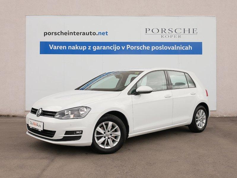 Volkswagen Golf 4MOTION 1.6 TDI BMT Comfortline - SLOVENSKO VOZILO