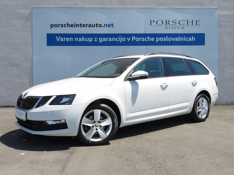 Škoda Octavia Combi 1.6 TDI Ambition - SLOVENSKO VOZILO