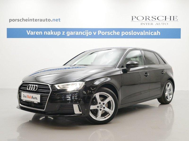 Audi A3 Sportback 2.0 TDI Sport S tronic
