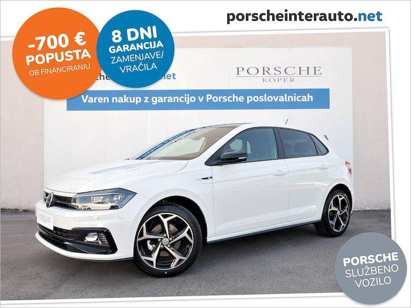Volkswagen Polo R-Line 1.0 TSI - SLOVENSKO VOZILO