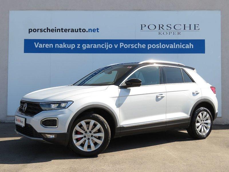 Volkswagen T-Roc 1.5 TSI BMT Sport - ČRNA STREHA