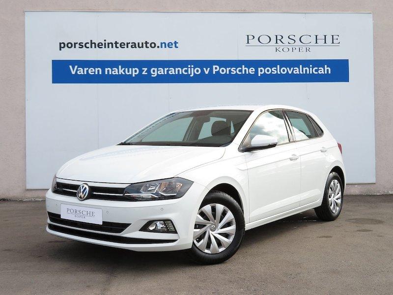 Volkswagen Polo Life 1.0 TSI - NA ZALOGI