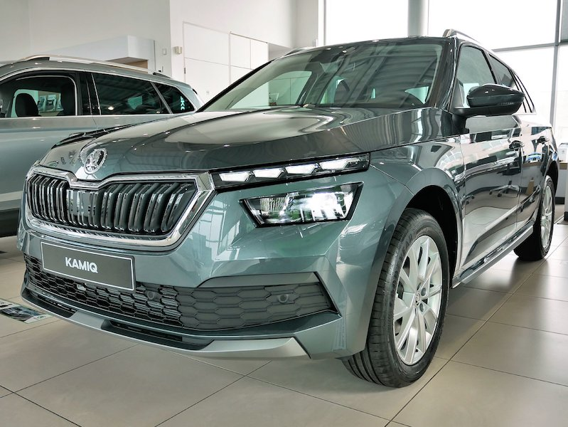 Škoda Kamiq 1.0 TGI Style - NOVI MODEL