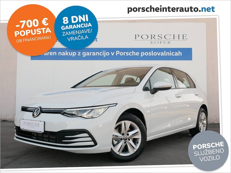 Volkswagen Golf Life 1.5 TSI - SLOVENSKO VOZILO