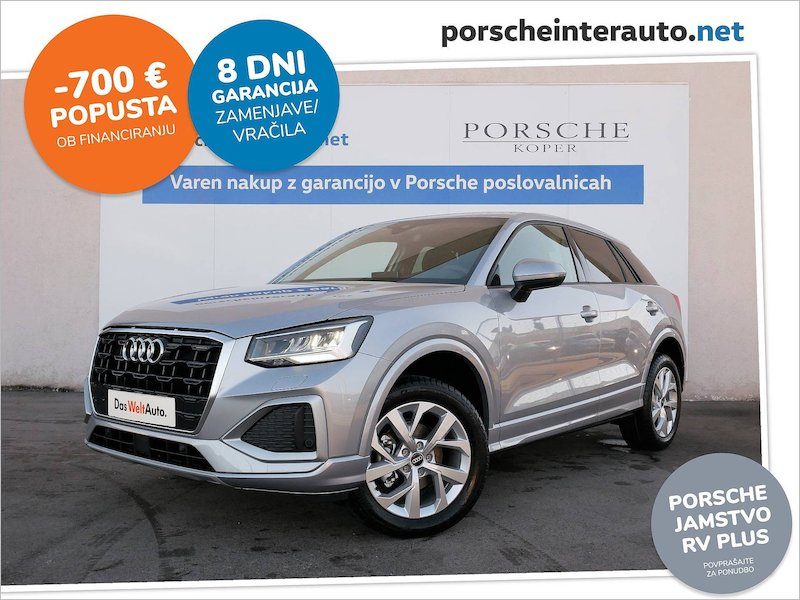 Audi Q2 35 TFSI Advanced S tronic - AUDI BON