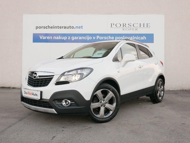 Opel Mokka 4x4 1.4 Turbo Cosmo Start Stop - SLOVENSKO VOZILO
