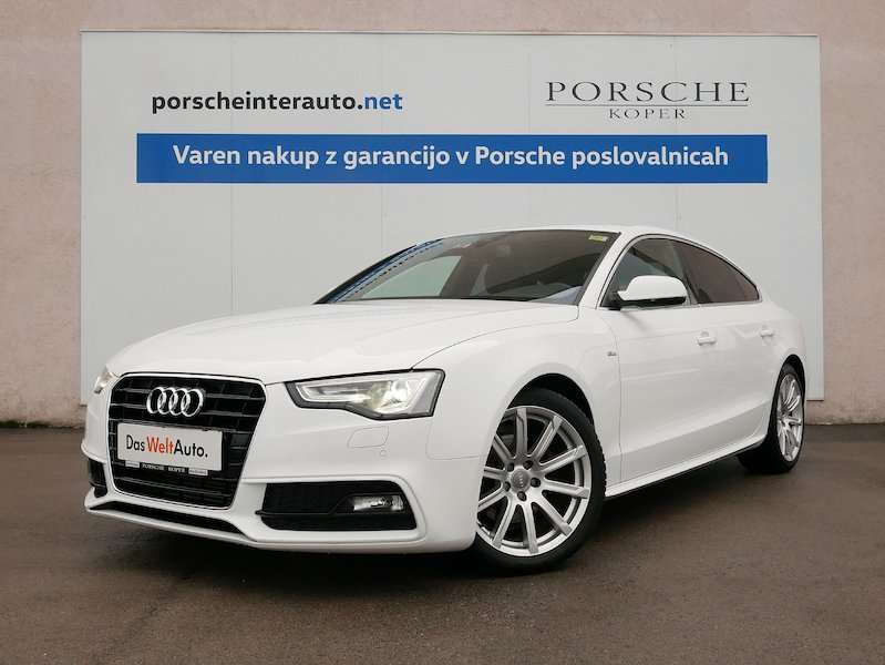 Audi A5 Sportback 2.0 TDI Business Sport-SLOVENSKO VOZILO