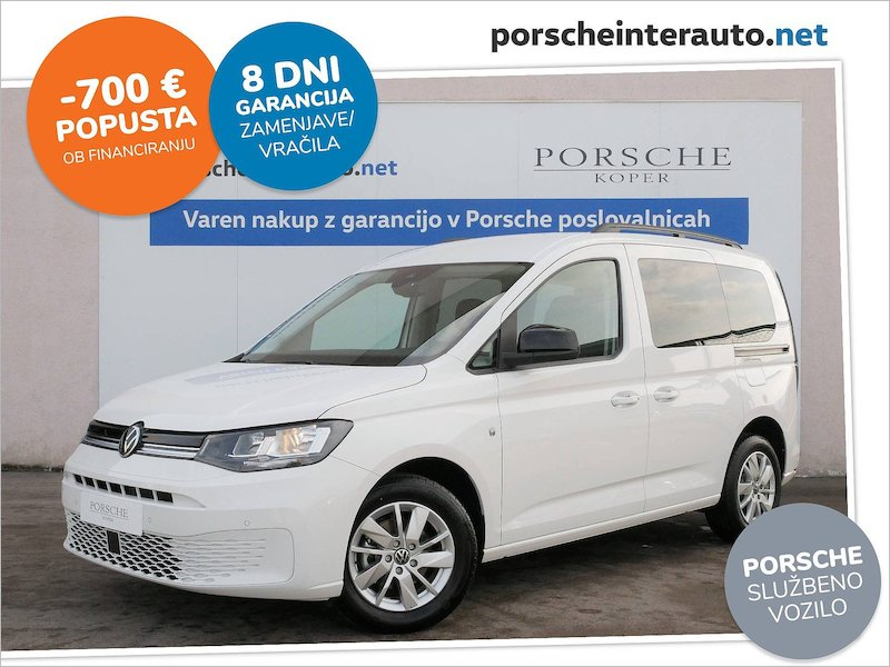 Volkswagen Caddy 5 Life 2.0 TDI - NA ZALOGI