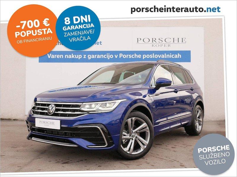Volkswagen Tiguan 2.0 TDI BMT R-Line DSG - NOVI MODEL