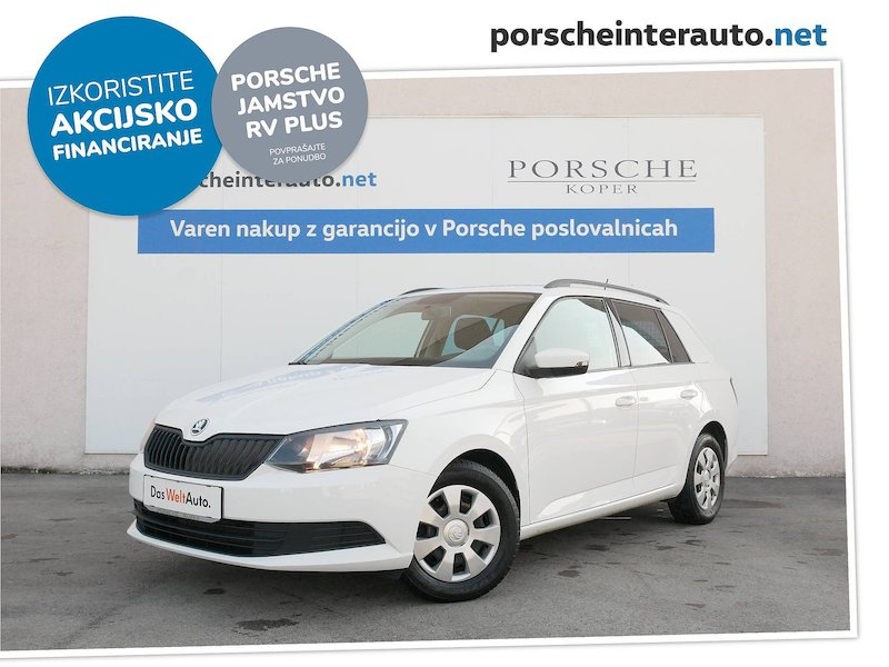 Škoda Fabia Combi 1.2 TSI Easy - SLOVENSKO VOZILO