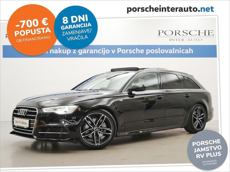 Audi A6 Avant 3.0 TDI S-line S tronic