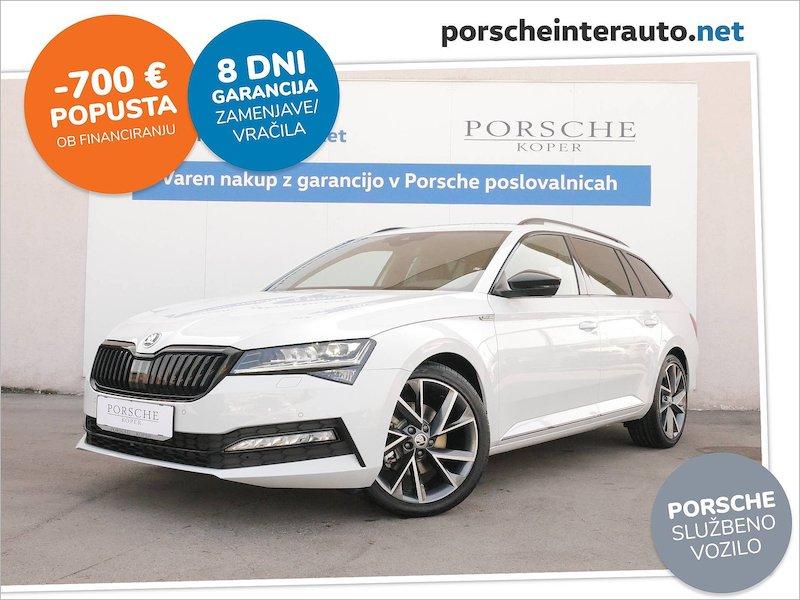 Škoda Superb Combi 2.0 TDI Sportline DSG - SLOVENSKO VOZILO