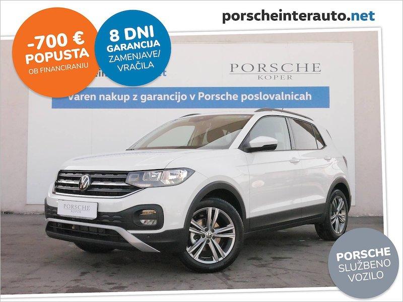 Volkswagen T-Cross Life 1.0 TSI - SLOVENSKO VOZILO