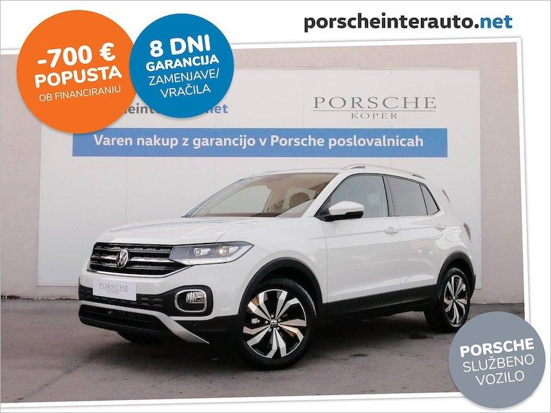 Volkswagen T-Cross 1.0 TSI BMT Style DSG - BON STARO ZA NOVO