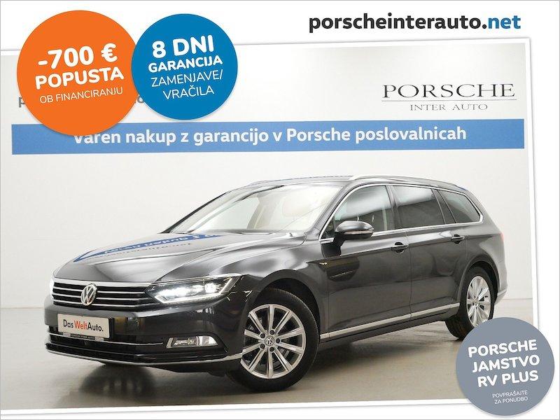 Volkswagen Passat Variant 2.0 TDI BMT Highline DSG