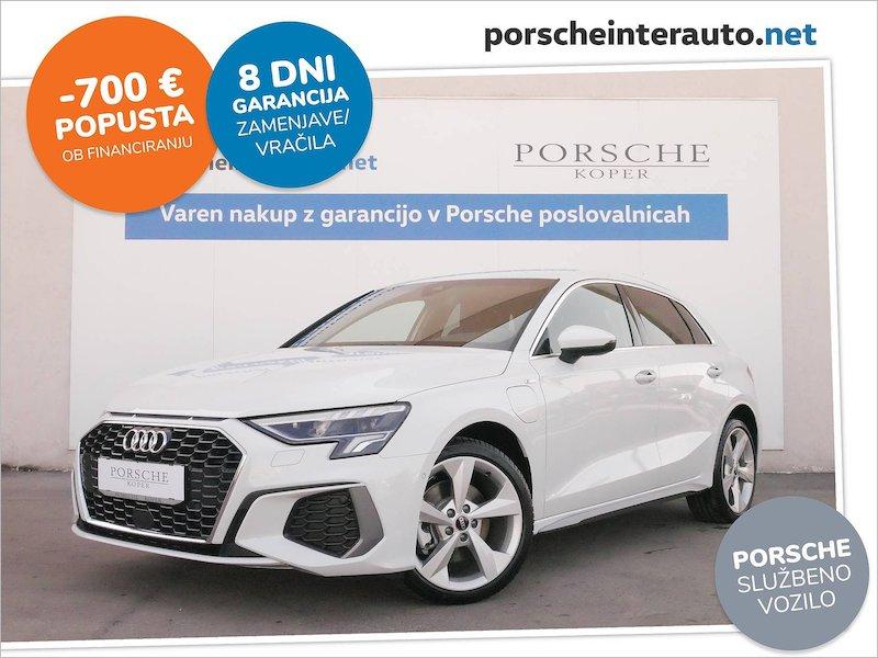 Audi A3 Sportback 40 TFSI e S line S tronic - SLOVENSKO