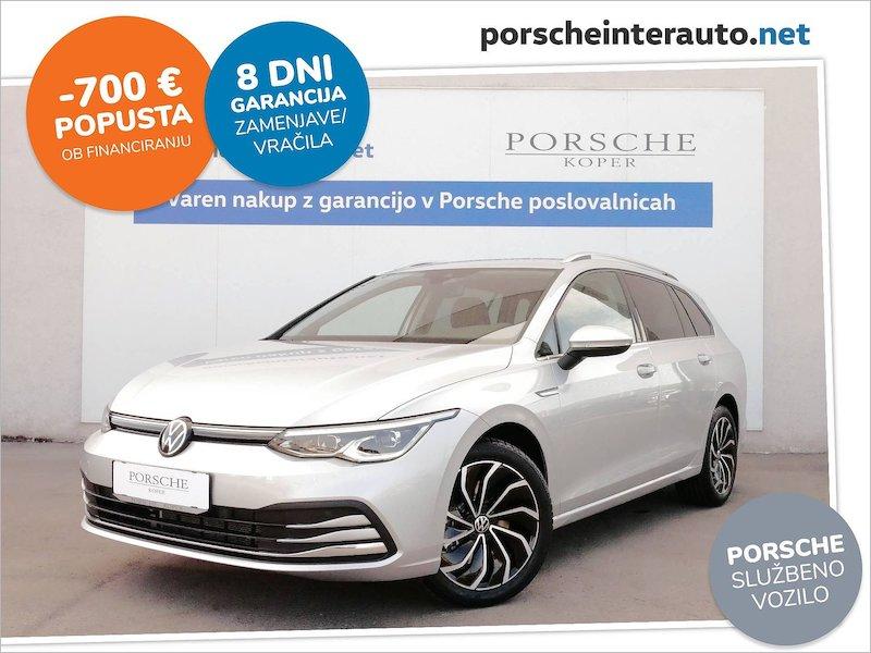 Volkswagen Golf Variant 2.0 TDI BMT Style - SLOVENSKO VOZILO