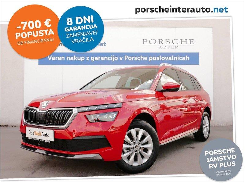 Škoda Kamiq 1.5 TSI Style DSG - SLOVENSKO VOZILO