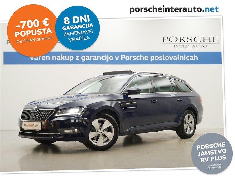 Škoda Superb Combi 4x4 2.0 TDI Style DSG