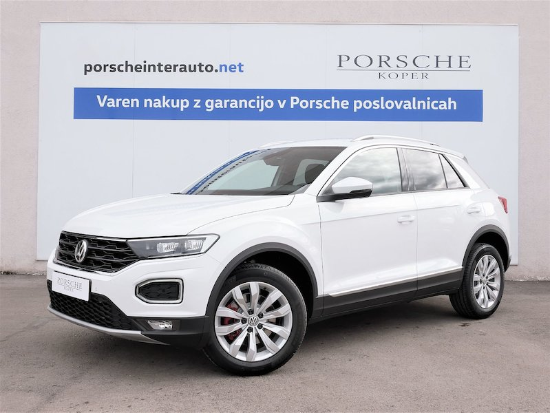 Volkswagen T-Roc 1.5 TSI BMT Sport DSG - BON STARO ZA NOVO