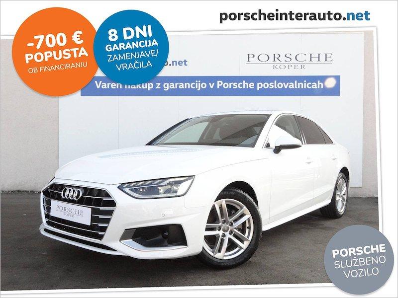 Audi A4 35 TDI Advanced S tronic - SLOVENSKO VOZILO