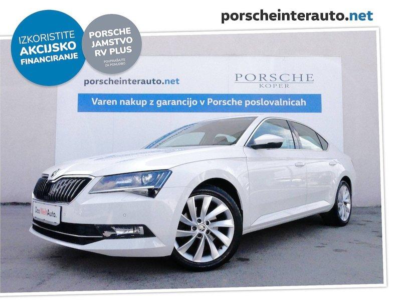 Škoda Superb 1.6 TDI Ambition - SLOVENSKO VOZILO