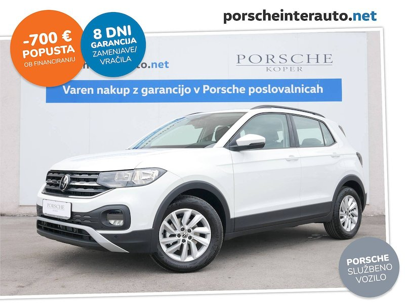Volkswagen T-Cross 1.0 TSI BMT Life - SLOVENSKO VOZILO