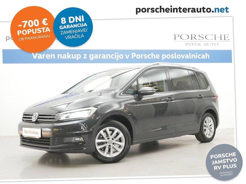 Volkswagen Touran 2.0 TDI BMT Comfortline
